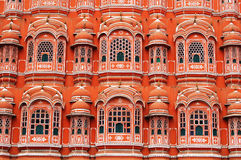 Wind palace, Jaipur India Stock Images