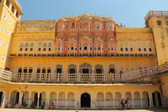 Wind Palace in Jaipur Stock Photography