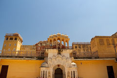 Wind Palace in Jaipur Royalty Free Stock Photos