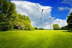 Wind power Stock Photos