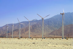 Wind Power Stock Photo