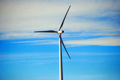 Wind power fan Royalty Free Stock Photos