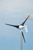 Wind power fan Stock Photo