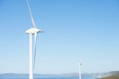 Wind Power Farm Albany Australia Stock Images