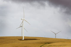 Wind Power! Royalty Free Stock Photography