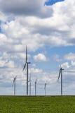 Wind Power 2 Royalty Free Stock Photos