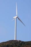 Wind Power Generator Stock Photo