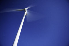 Wind power generator Royalty Free Stock Photography