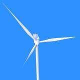 Wind power generator Stock Images