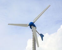 Wind power generator Stock Images
