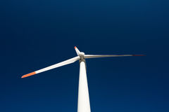 Wind power generators Stock Photos