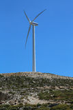 Wind Power Mill Stock Image