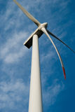 Wind power plant 2 Stock Photography