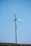 Wind power tower Royalty Free Stock Photography