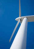 Wind power turbine Stock Images