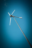 Wind power turbine Stock Photos