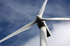 Wind Power Turbine Energy Green Stock Image