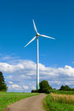 Wind Power Turbine Royalty Free Stock Image