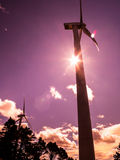 Wind Power V Royalty Free Stock Photo