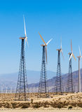 Wind powered generator Stock Photos