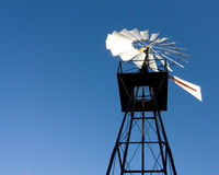 Wind Pump Royalty Free Stock Images