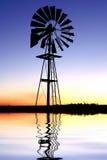 Wind pump Royalty Free Stock Photo