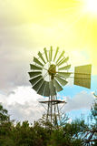 Wind pump Stock Photography