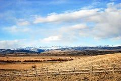 Wind River-Berge Lizenzfreies Stockfoto
