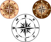 Wind Rose [1] Stock Image