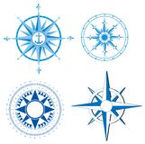 Wind rose. This image is a vector illustration and can be scaled to any size without loss of resolution