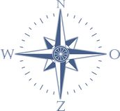 Wind rose Stock Photography