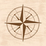 Wind rose background Royalty Free Stock Images