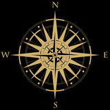 Wind rose compass.Vector illustration .Geography Stock Photo