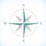 Wind rose Royalty Free Stock Image