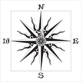 Wind rose old Stock Photo