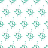 Wind Rose pattern Stock Photography