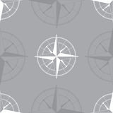 Wind rose seamless Royalty Free Stock Images