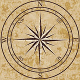 Wind rose. Stock Photography