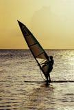 Wind sailing Royalty Free Stock Image