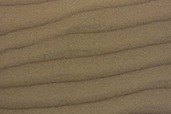 Wind and sand texture pattern Royalty Free Stock Photography