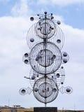 Wind Sculpture Stock Images