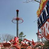 Wind seeker kings island Stock Photo