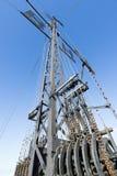 Wind semaphore Stock Images