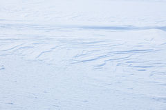 Wind snow pattern background Royalty Free Stock Photography