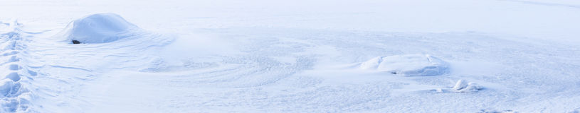 Wind snow pattern background Stock Images
