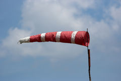 A  wind sock Stock Photography