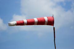 A  wind sock Royalty Free Stock Photos