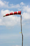 A  wind sock Stock Photo