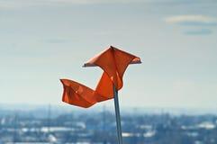Wind-Socke Lizenzfreie Stockfotografie