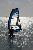 Wind Surfer Stock Photography